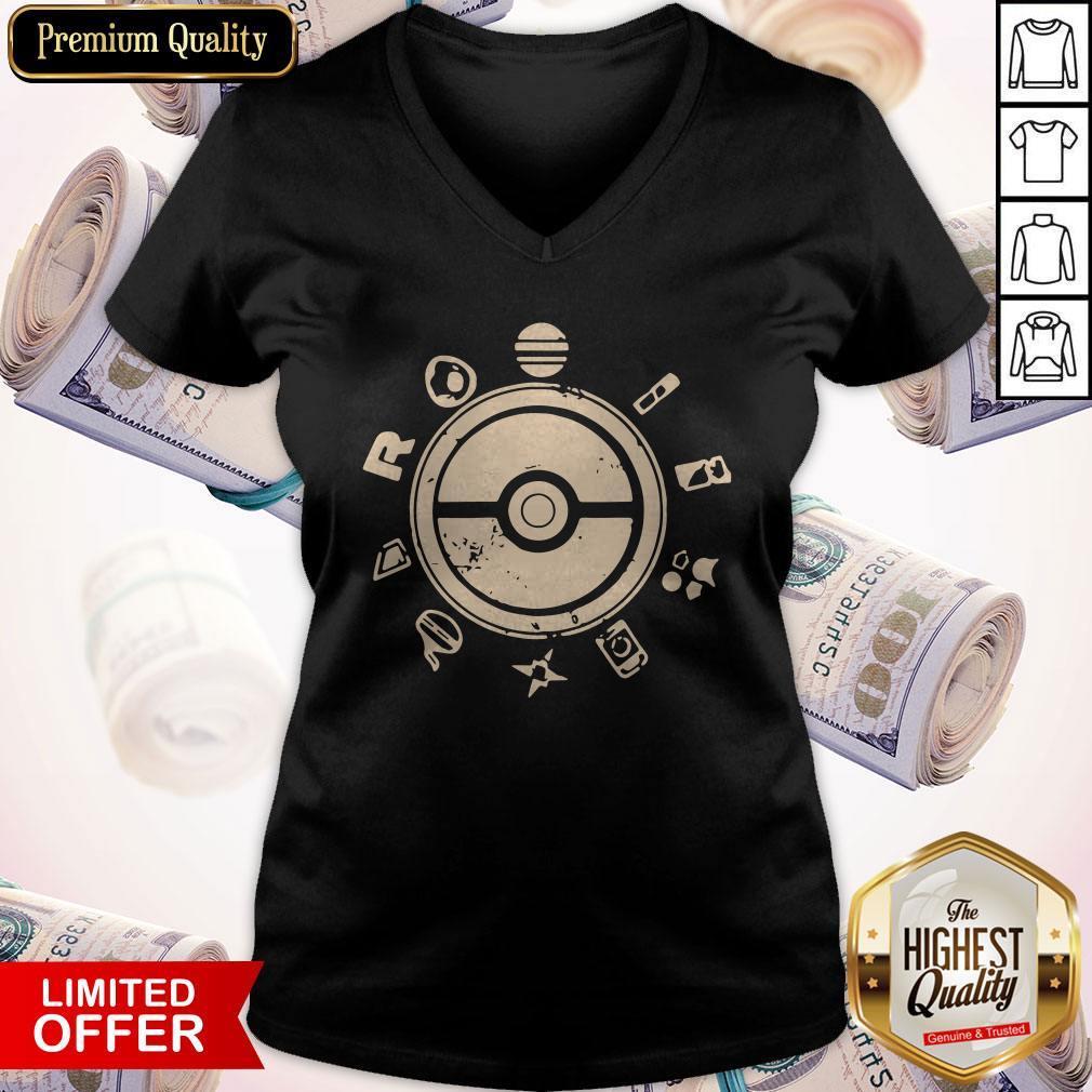 Pokemon Go Fest 2020 V- neck