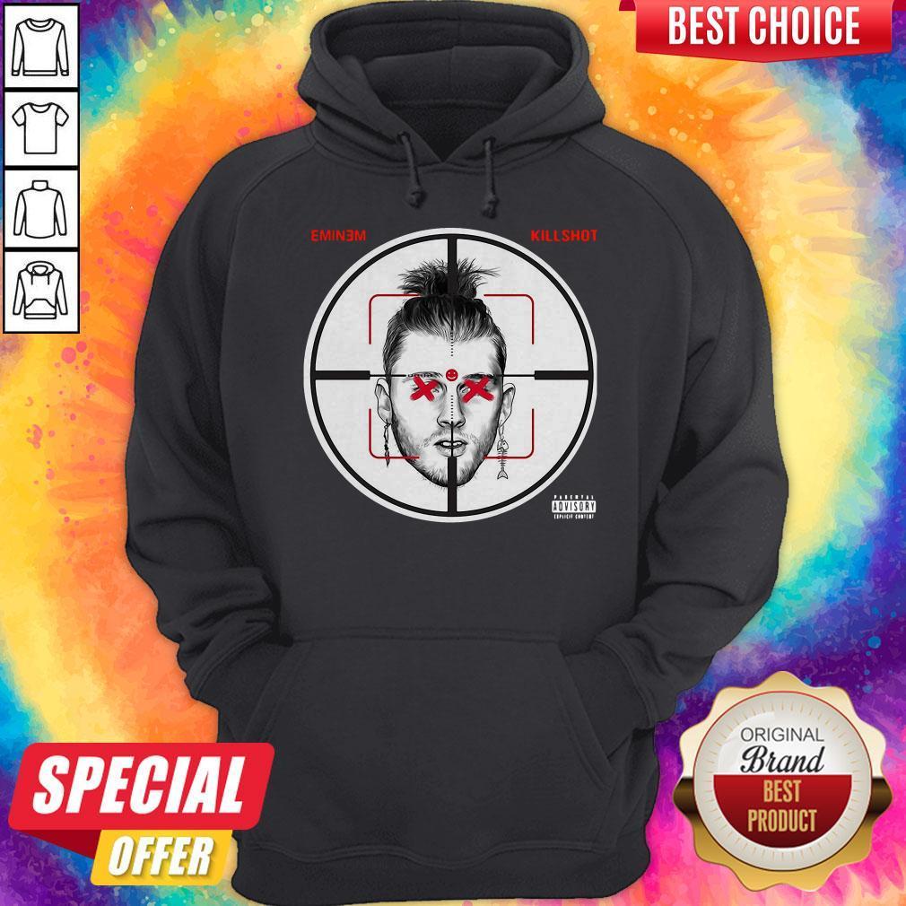 Top Eminem Killshot Hoodiea