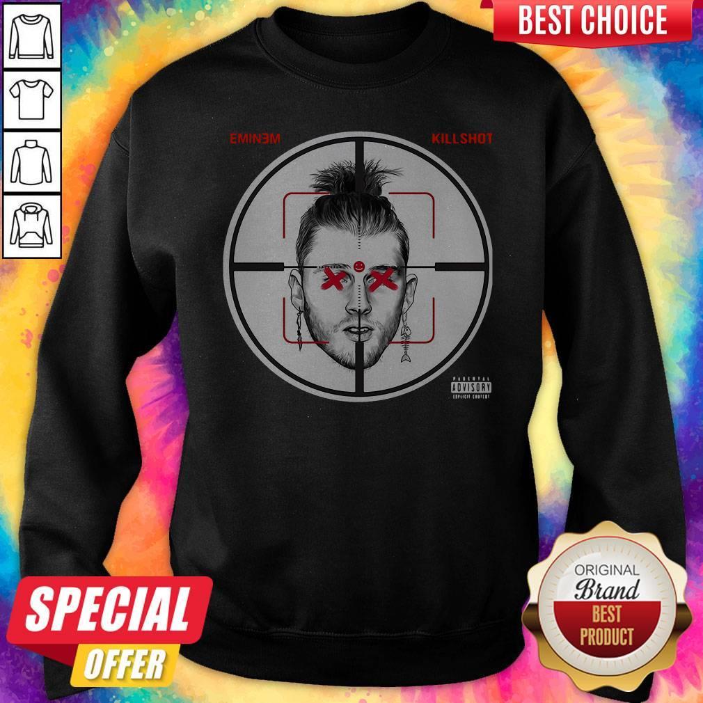 Top Eminem Killshot Sweatshirt