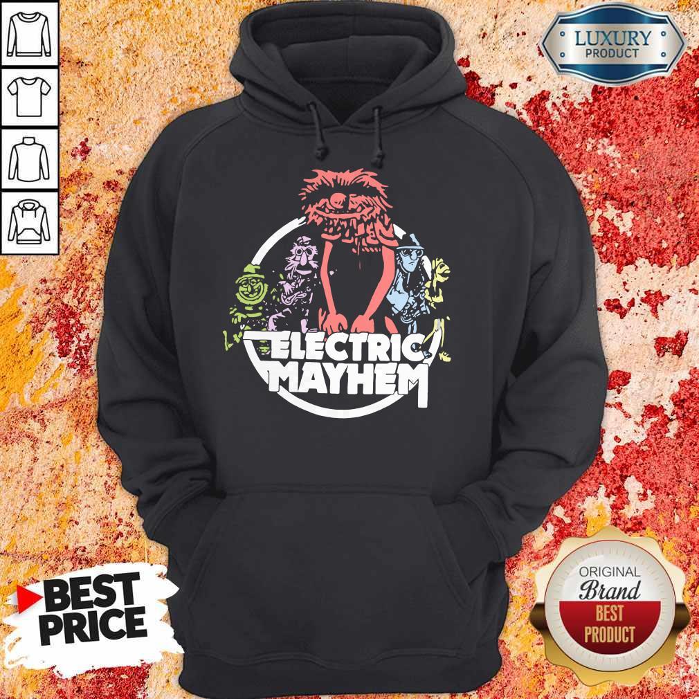 Funny Electric Mayhem Hoodie