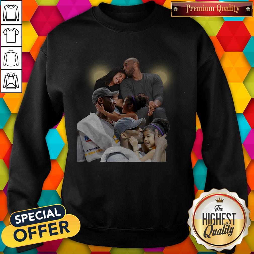 Good Anthony Davis Kobe And Gigi weatshirt