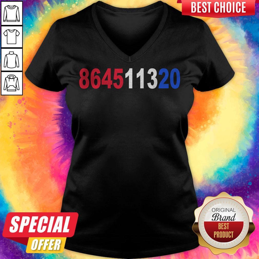 Good Donald Trump 864511320 V- neck