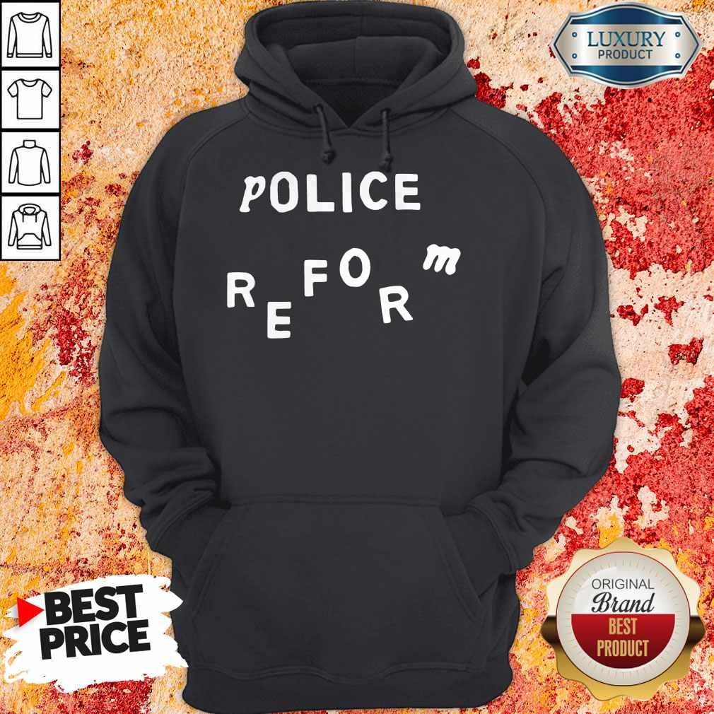 Official Police Reform Hoodie