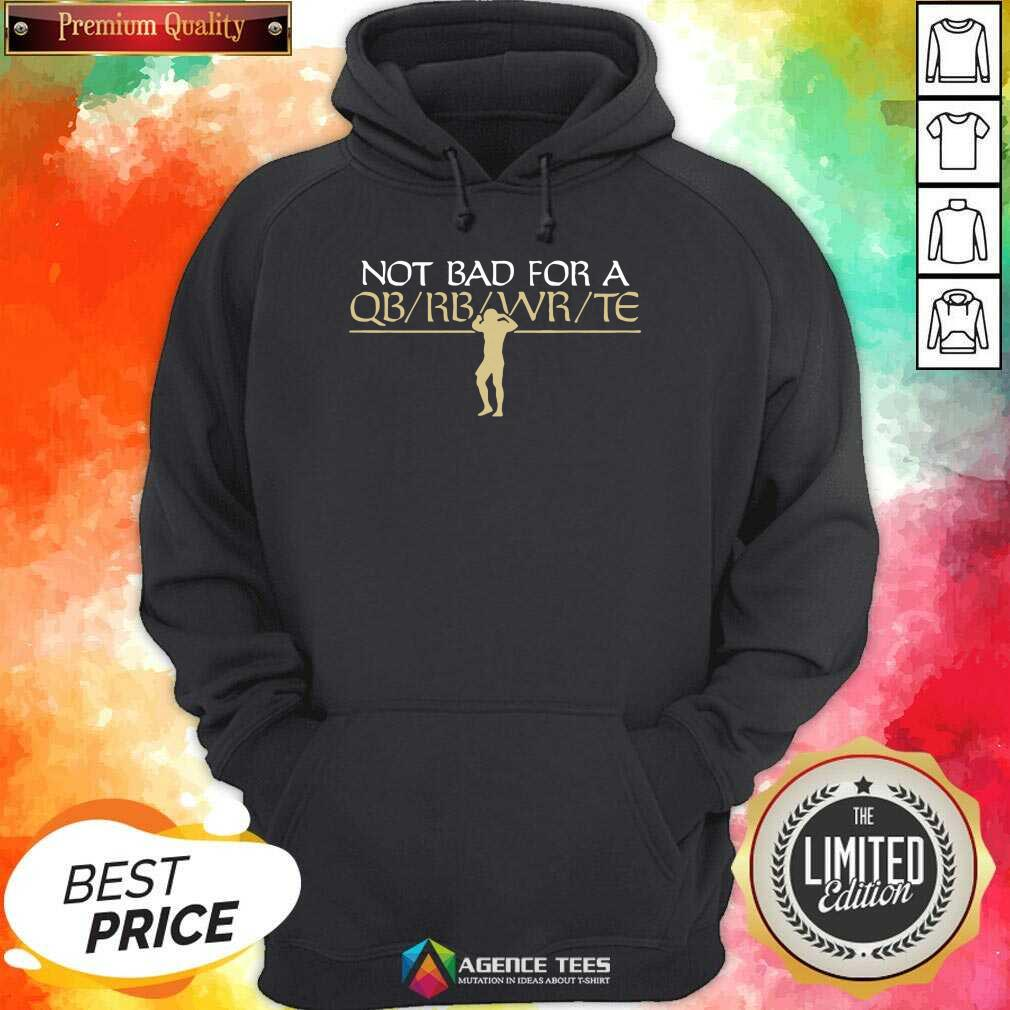 Funny Flex QB New Orleans Football Hoodie - Design By Agencetees.com