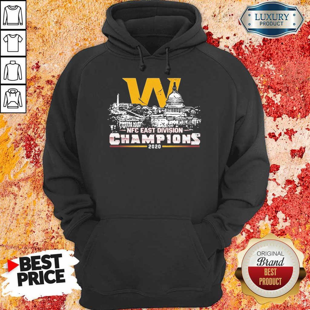 Hurt NFC Division Champions 2020 Hoodie