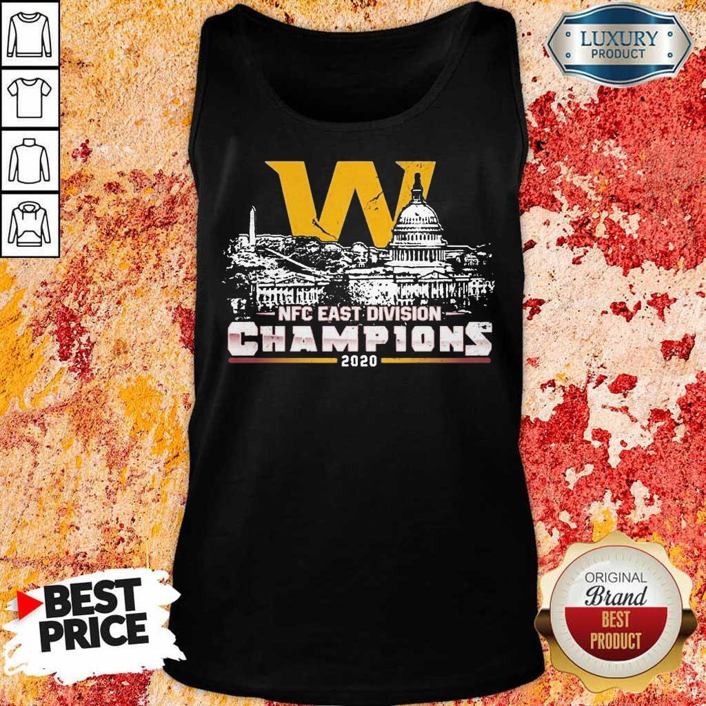 Hurt NFC Division Champions 2020 Tank Top
