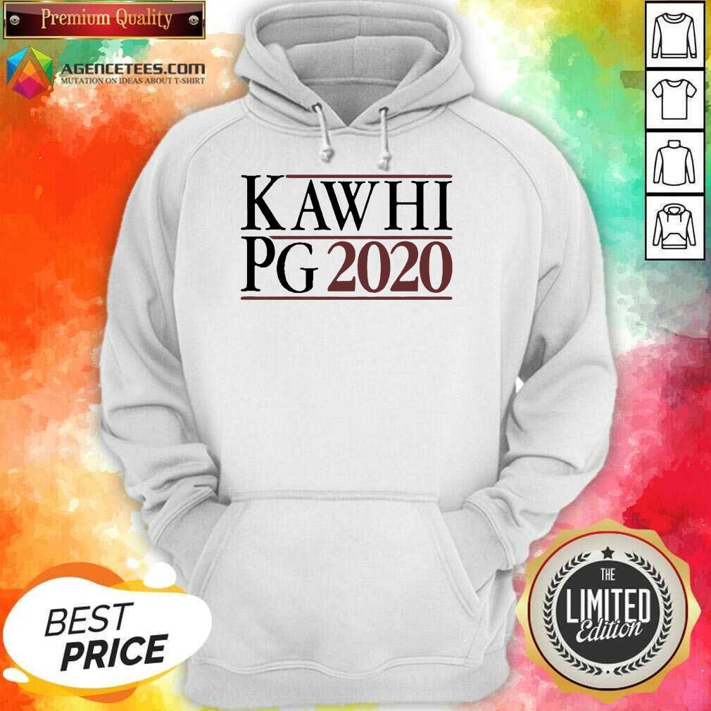 Kawhi Pg 2021 Hoodie - Design by Agencetees.com