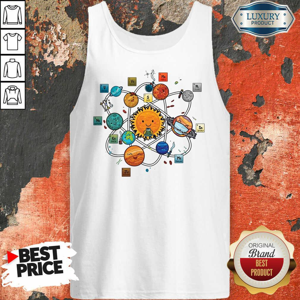 Solar System Chemistry Tank Top
