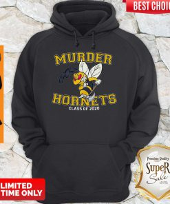 Awesome Murder Hornets Class Of 2020 Hoodie