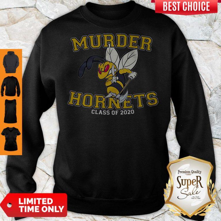 Awesome Murder Hornets Class Of 2020 Swetashirt