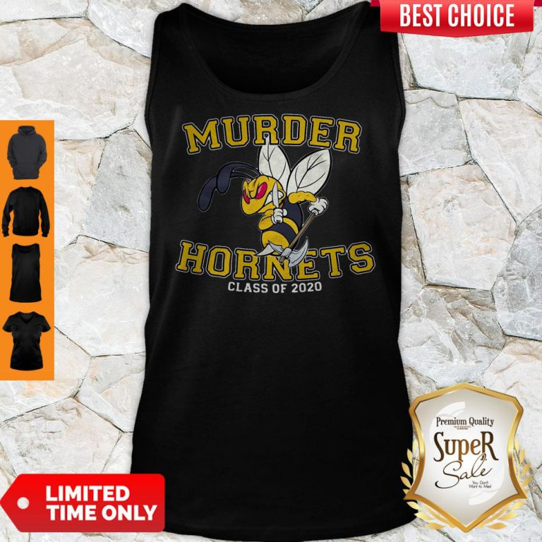 Awesome Murder Hornets Class Of 2020 Tank Top