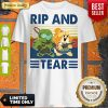 Funny Rip And Tear Vintage Shirt