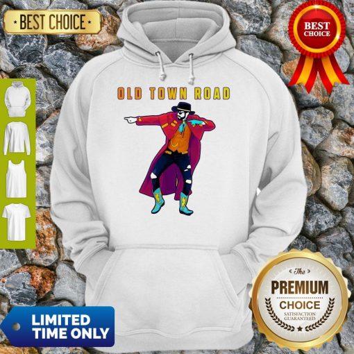 Nice Old Town Road Lil Nas X Dance Hoodie