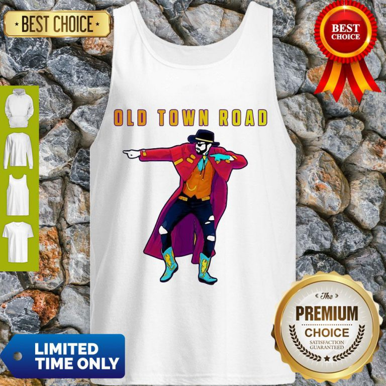 Nice Old Town Road Lil Nas X Dance Tank Top