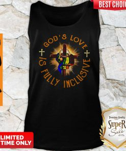 Premium Is Fully Inclusive LGBT Tank Top