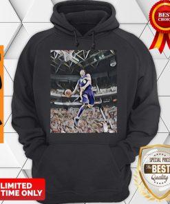Premium Kobe Bryant Playing Basketball Hoodie