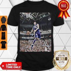 Premium Kobe Bryant Playing Basketball Shirt