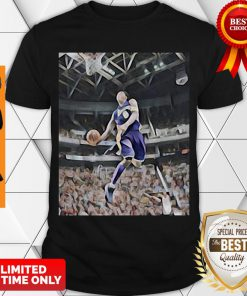 Premium Kobe Bryant Playing Basketball Shirt