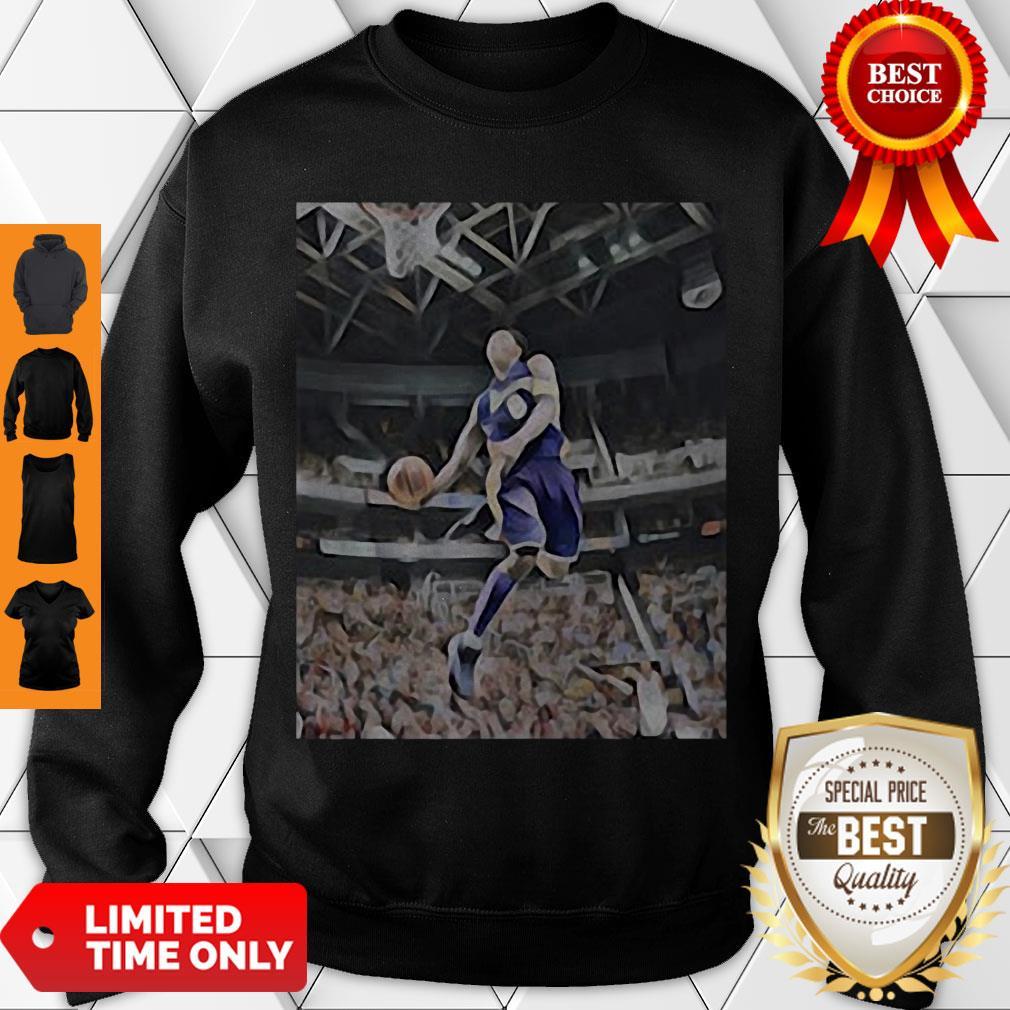 Premium Kobe Bryant Playing Basketball Sweatshirt