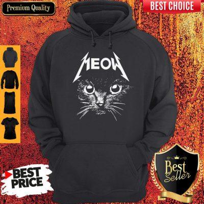 Top Cat Lover Meow Hoodie