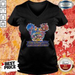 50th Anniversary Walt Disney World the World's Most Magical Celebration V- neck
