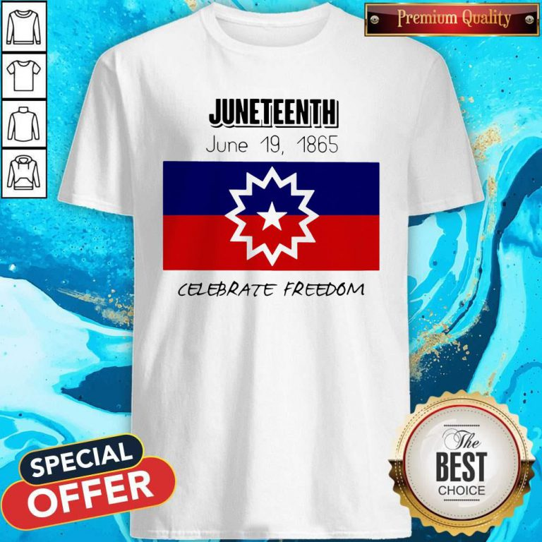 juneteenth-june-19-1865-celebrate-freedom-shirt