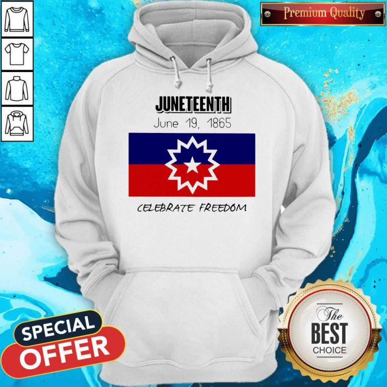 juneteenth-june-19-1865-celebrate-freedom- Hoodie