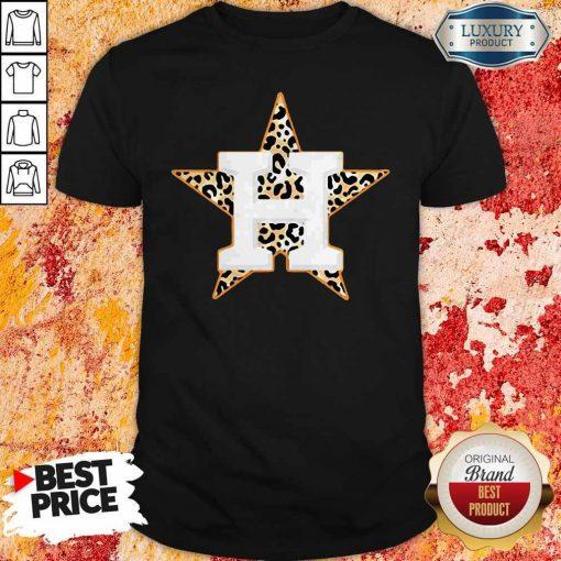 Official Houston Astros Leopard Shirt