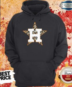 Official Houston Astros Leopard Hoodiea