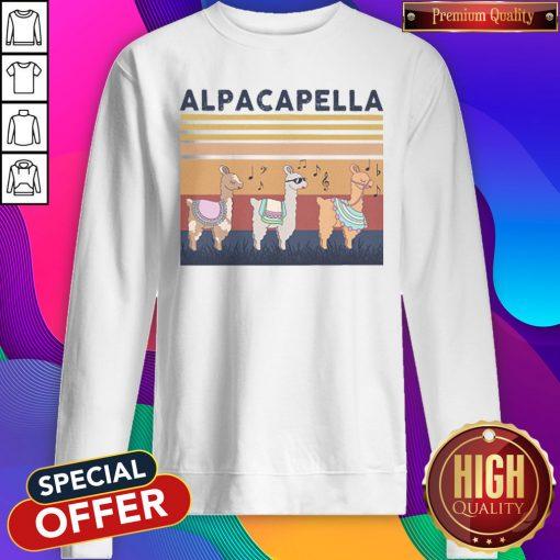 alpacapella-camel-vintage-retro-Sweatshirt