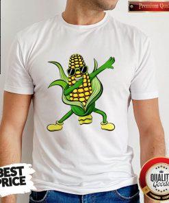Dabbing Corn Cob Dancing Farm Classic Shirt