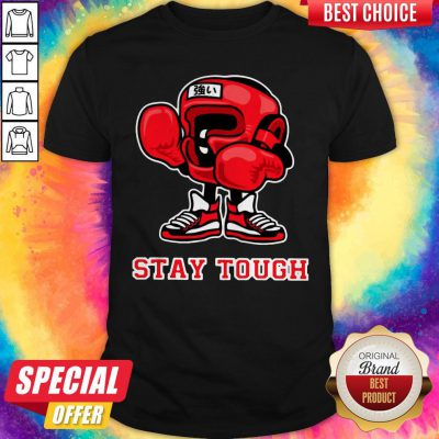 Nice Boxing Stay Touch Shirt