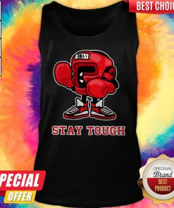 Nice Boxing Stay Touch Tank Top