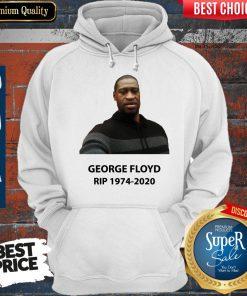 Official George Floyd RIP 1974 2020 Hoodie
