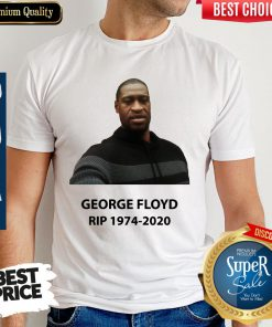 Official George Floyd RIP 1974 2020 Shirt