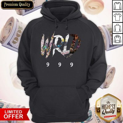 Official Rip Juice Wrld 999 Hoodie