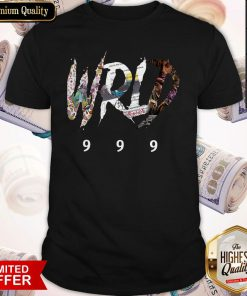 Official Rip Juice Wrld 999 Shirt