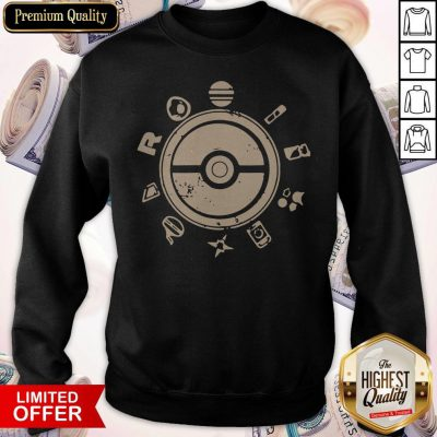Pokemon Go Fest 2020 Sweatshirt