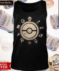 Pokemon Go Fest 2020 Tank Top