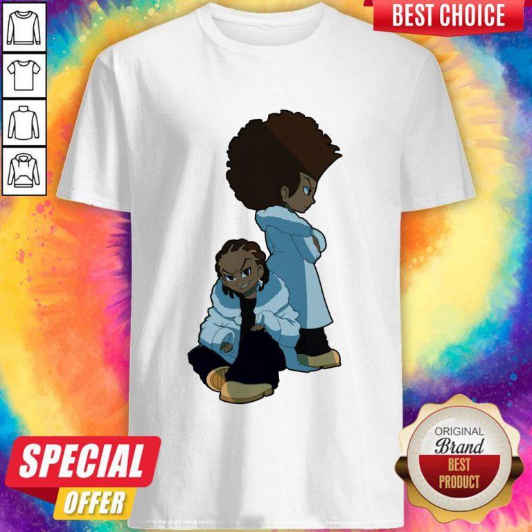 Premium Boondocks Shirt