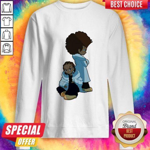 Premium Boondocks Sweatshirt