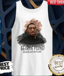 Premium Original Justice For George Floyd Tank Top