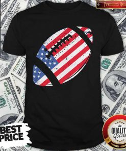 The 4th Of July American Football Shirt