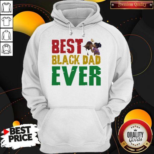 Top Best Black Dad Ever Hoodie