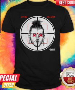 Top Eminem Killshot Shirt