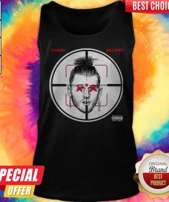 Top Eminem Killshot Tank Top