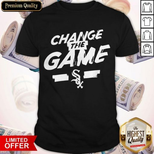 Change The Game Sox Twins Shirt