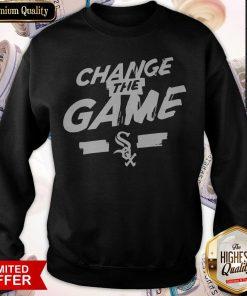 Change The Game Sox Twins weatshirt