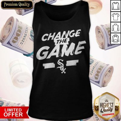 Change The Game Sox Twins Tank Top