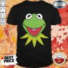 Disney Muppets Kermit The Frog Face Shirt